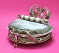 LuxDog Кроватка для собак кованая Малютка, 35х13см