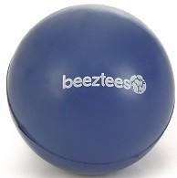 """Beeztees Игрушка для собак """"Мяч"""", литая резина, синий"""