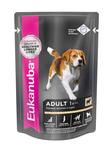 Eukanuba Пауч для собак Ягненок в соусе 100г х 24шт