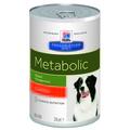 HILL'S Диета консервы для собак Metabolic для коррекции веса 370г