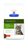 HILL'S Диета для кошек Metabolic для коррекции веса сух.