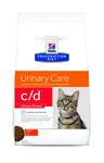HILL'S Диета для кошек C/D при стрессе сух.