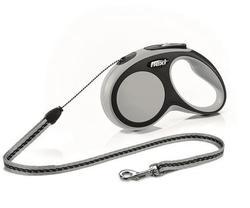 Flexi Рулетка New Comfort S (до 12 кг) трос 5 м