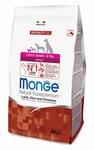MONGE Dog Speciality Extra Small корм для взрослых собак миниатюрных пород ягненок с рисом и картофелем, сух.