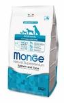 MONGE Dog Speciality Hypoallergenic корм для взрослых собак гипоаллергенный лосось с тунцом 2,5 кг, сух.