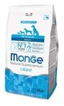 MONGE Dog Speciality Light корм для собак всех пород низкоколорийный лосось с рисом, сух.2,5 кг