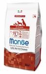 MONGE Dog Speciality Puppy&Junior корм для щенков всех пород ягненок с рисом и картофелем, сух.