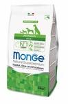 MONGE Dog Speciality корм для взрослых собак всех пород кролик с рисом и картофелем, сух.2,5кг