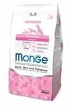 MONGE Monge Dog Speciality корм для взрослых собак всех пород свинина с рисом и картофелем 2,5 кг