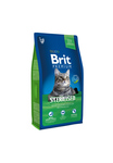Brit Care Premium для кастрированных котов Курица/Куриная печень, сух.