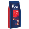 Brit Care Premium Adult L для собак крупных пород, сух.
