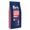 Brit Care Premium Junior L для молодых собак крупных пород, сух.