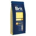 Brit Care Premium Junior M для молодых собак средних пород 1кг