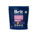 Brit Care Premium Junior S для молодых собак мелких пород, сух. 1кг