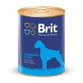 Brit Care Консервы для собак Говядина и Рис 850г