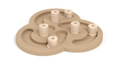 Barabakin Развивающая игрушка для собак «Клевер»