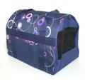 DOGMAN Сумка -переноска для собак Стандарт №2, цвет синий, размер 40х25х30см.
