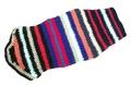 Fluk Свитер для собак вязаный микс/цветная полоска, ДС33-38см, ОГ 32-44см.