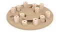 Barabakin Развивающая игрушка для собак «Карусель»