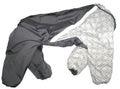 ZooPrestige Комбинезон утепленный, Боксер, серый, размер 5XL