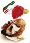 GiGwi Игрушка для собак Утка с пищалкой