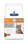 HILL'S Диета для кошек K/D+Mobility лечение заболеваний почек + суставы 2кг