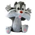 "MAJOR Игрушка для собак ""Котенок"" с пищалкой латекс 6х5х7.5 см"
