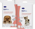 Hartmann MoliNea for pets пеленки 40х60 см promo 30+1 шт