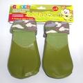 Барбоски Носки с латексным покрытием с фиксатором, зеленый цвет, размер 1, 2, 3, 4, 5, 6