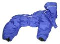 ZooPrestige Комбинезон утепленный Дутик, синий, размер 2XL, спина 44см