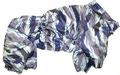 LifeDog Комбинезон для больших пород собак, камуфляж синий, размер 5XL, спина 60см