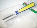 Триол Расческа частая, 190х30х30см, сине-зеленая ручка