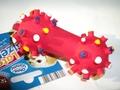 TRIXIE Игрушка для собак Гантель игольчатая, латекс, 10,0см