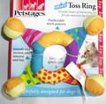 Petstages Игрушка для собак мини Кольцо с мячиками текстильное