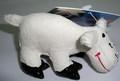 TRIXIE Игрушка Коровка, латекс, цвет белый, размер 11,0см