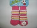 DEZZIE Носки для собак розовые, размер SS, 20*70мм