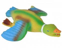 """I.P.T.S. Игрушка для собак """"Утка с крыльями"""", латекс 22*20см"""