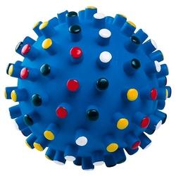 """I.P.T.S. Игрушка для собак """"Мяч с шипами"""", винил"""