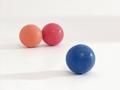 "I.P.T.S. Игрушка для собак ""Мяч"", литая резина, 7,5см"