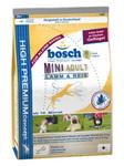Bosch(Бош) Для собак мелких пород Ягненок/Рис, сух.