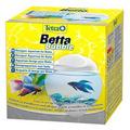 Tetra Betta Bubble белый аквариум-шар 1,8 л. для петушков с освещением.