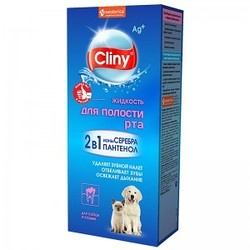 Cliny Жидкость для полости рта 300мл
