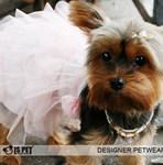 I's Pet Платье для собак розовое, размер L