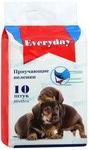 EVERYDAY Впитывающие пеленки для животных ГЕЛЕВЫЕ 60х45см