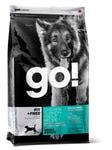 Petcurian Pet Nutrition Go! Natural Беззерновой для собак 4 вида мяса: Индейка, Курица, Лосось, Утка, сух.