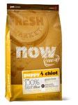 Petcurian Pet Nutrition NOW! Natural Беззерновой для щенков с Индейкой, Уткой и овощами, сух.