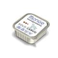 MONGE Dog Monoproteico Solo консервы для собак паштет из оленины 150 г