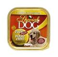 MONGE Special Dog консервы для щенков паштет курица с рисом 150 г