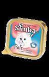 MONGE Simba Cat консервы для кошек паштет рыба 400 г