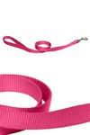 Papillon Нейлоновый поводок, розовый (Nylon lead, colour pink), 120см